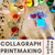 Collagraph Printmaking on Canvas Craft Kit | small hands big art