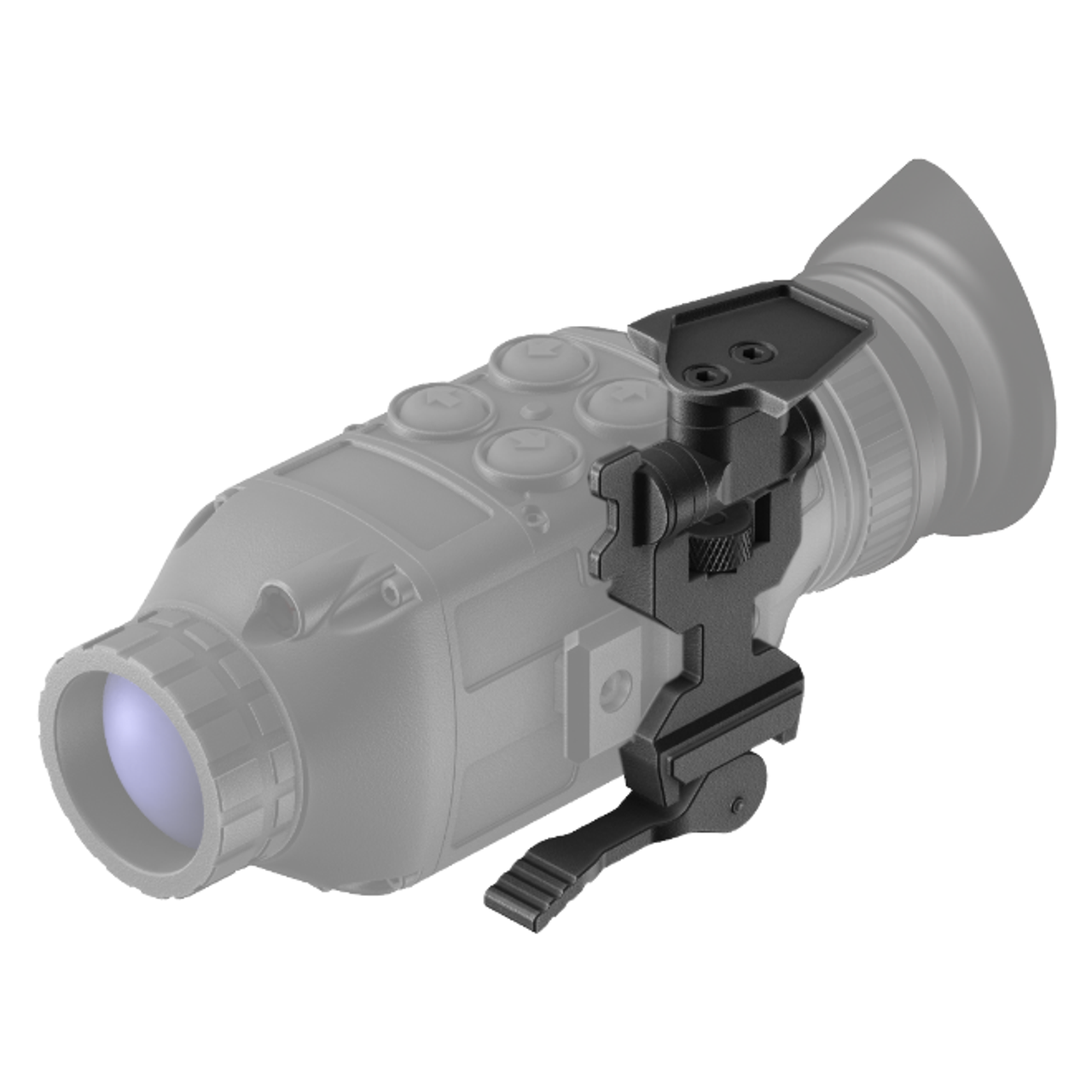 J-Arm Adapter Interface for TI-GEAR-M325/M625 Monoculars