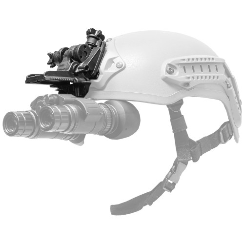Flip-Up Helmet Mount