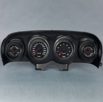 69-70 MUSTANG PERFORMANCE BLACK