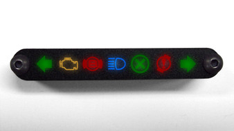 warning led indicator lamps lights icons