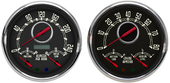hot rod gauges metric kph km/h