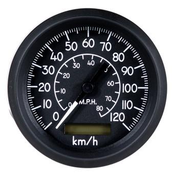 4100 SERIES SPEEDOMETER PROG. 120 KM/H