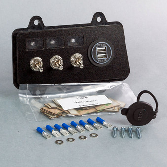 73-87 GM TRUCK TOGGLE PANEL