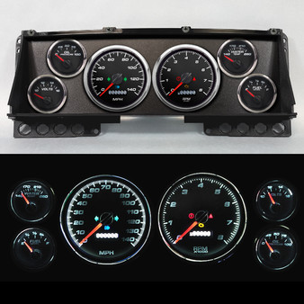 87-91 FORD FS PERFORMANCE BLK