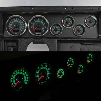 70-72 MALIBU SWEEP DASH 69 SERIES