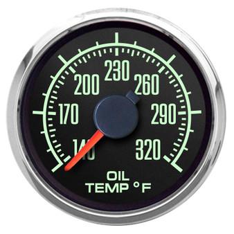 """1969 SERIES  2-1/16"""" OIL TEMP"""