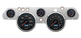 complete build yourself custom 67 68 mustang aftermarket gauges kits
