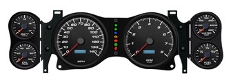 2nd Generation Camaro custom aftermarket dash gauges cluster
