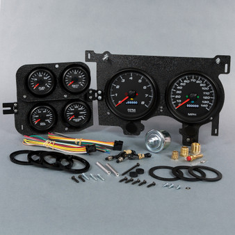 73-87 CHEVY F/S PERFORMANCE II BLACK