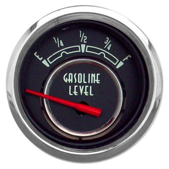 WOODWARD FUEL LEVEL 0-30 GM EARLY BLACK