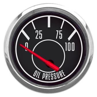 "1967 2-1/16"" OIL PRESSURE 100 PSI W/ SENDER"