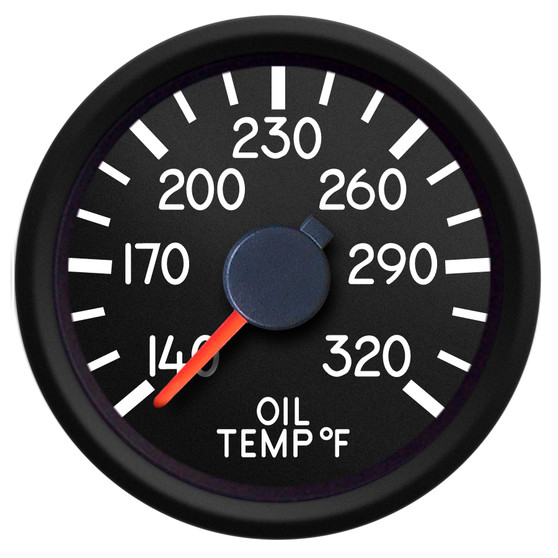 AVIATOR   2-1/16 OIL TEMP