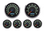 69 series 6 gauge kit, top off your musclecar dash with the original 60s themed instruments