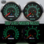 69 SERIES 6 GA KIT 4-3/8 SPEEDO AND TACH