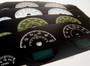jeep wrangler gauges overlay