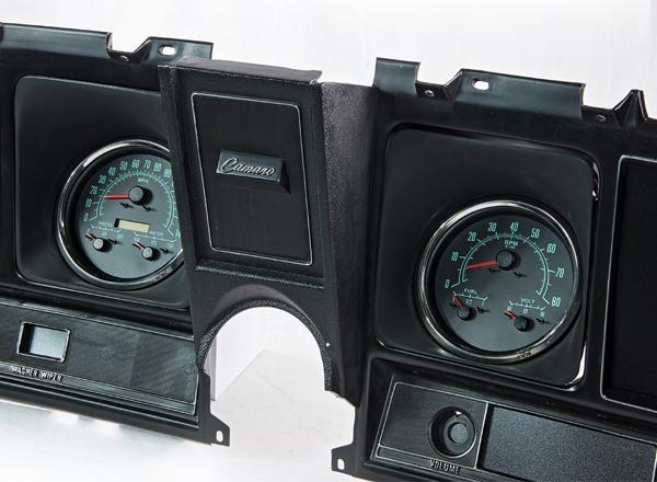 69 1stgen camaro gauges custom aftermarket gauges