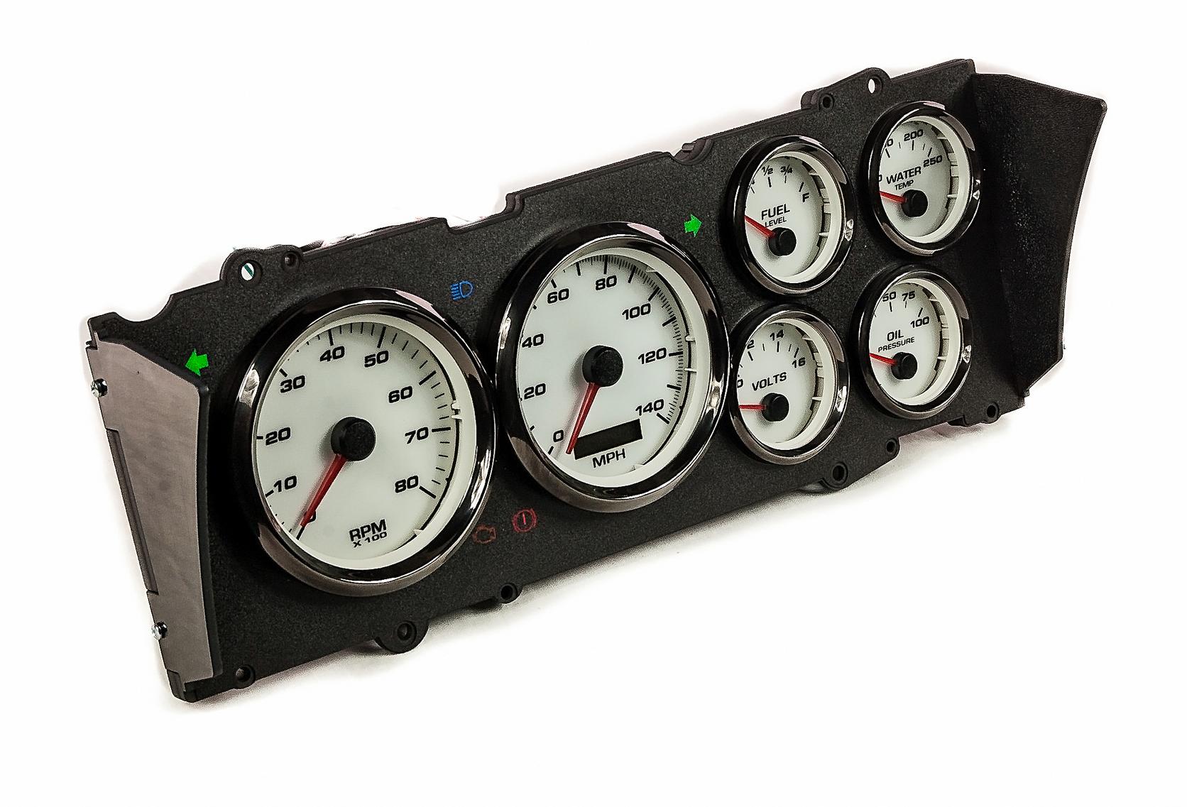 cutalss g-body afternmarket gauges instruments