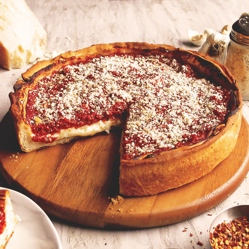 Stuffed Pizza 4-Pack + 1 Pizza FREE!