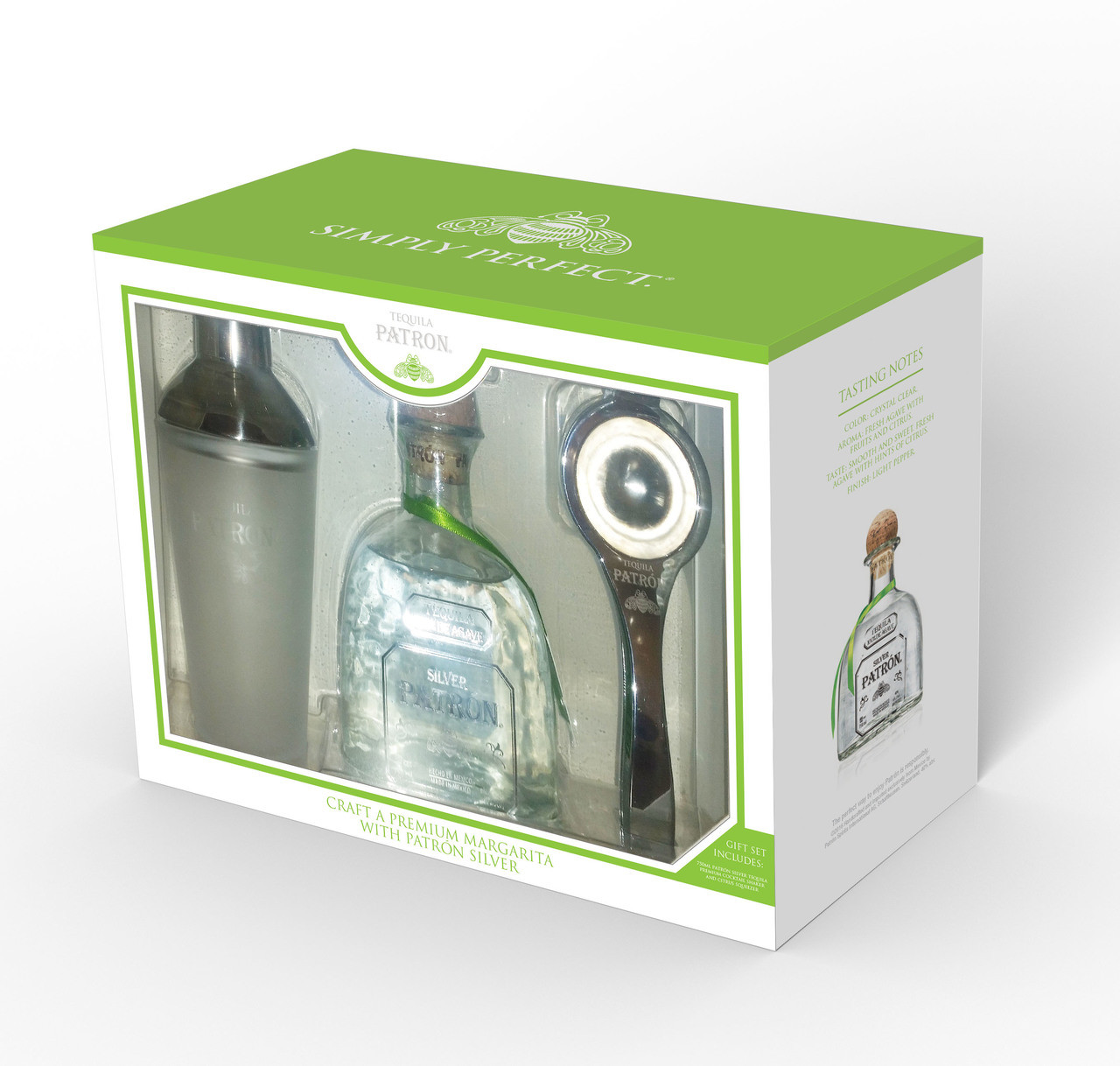 Patron Mixology Gift Set -01