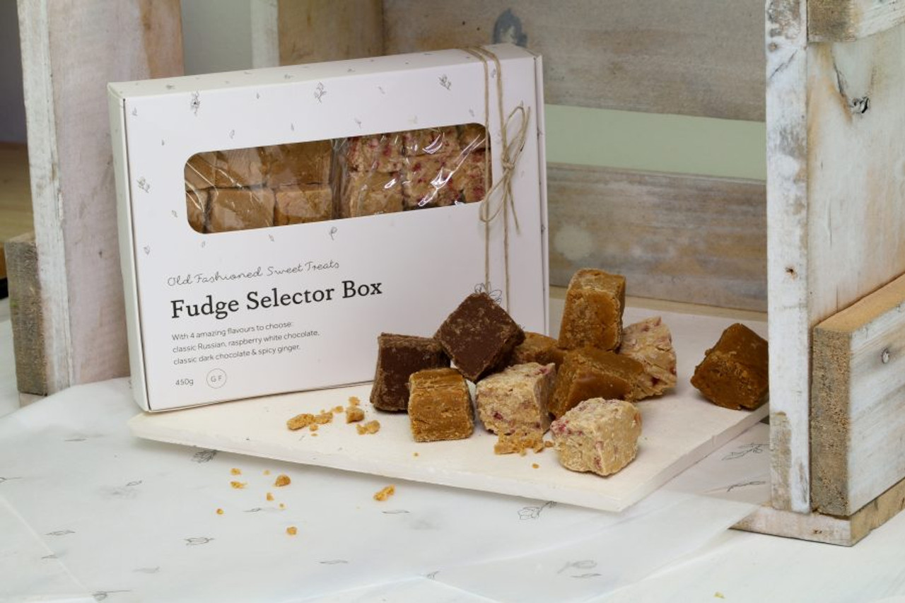 Magnolia Kitchen - Fudge Selection Box