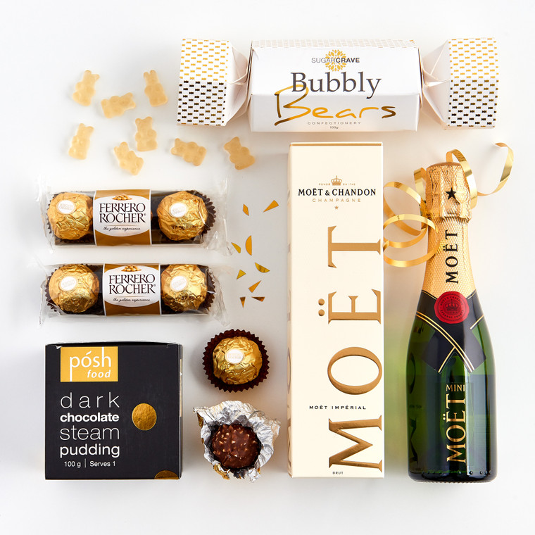 Bubbles and Choc