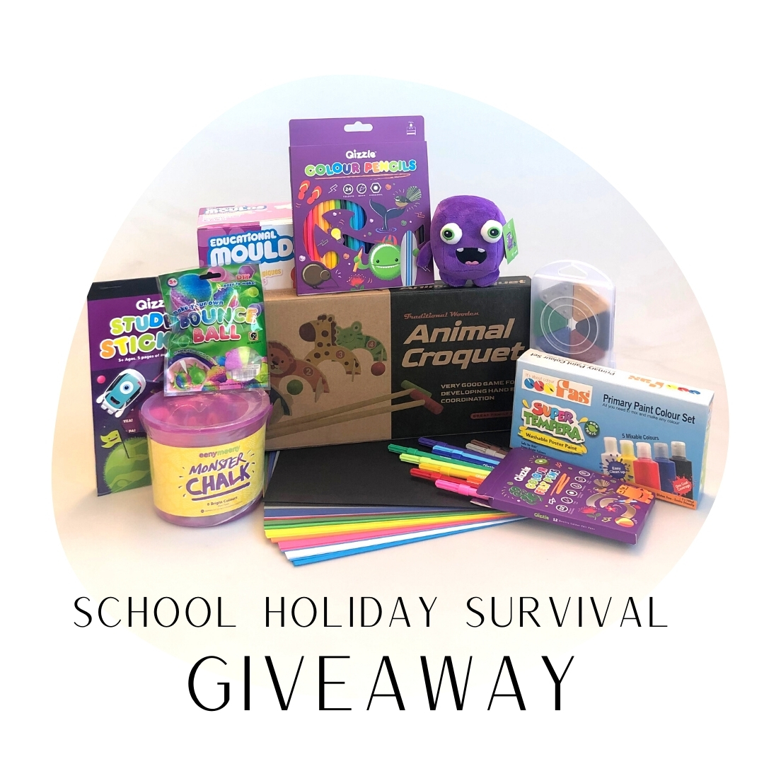 School Holiday Survival Giveaway!
