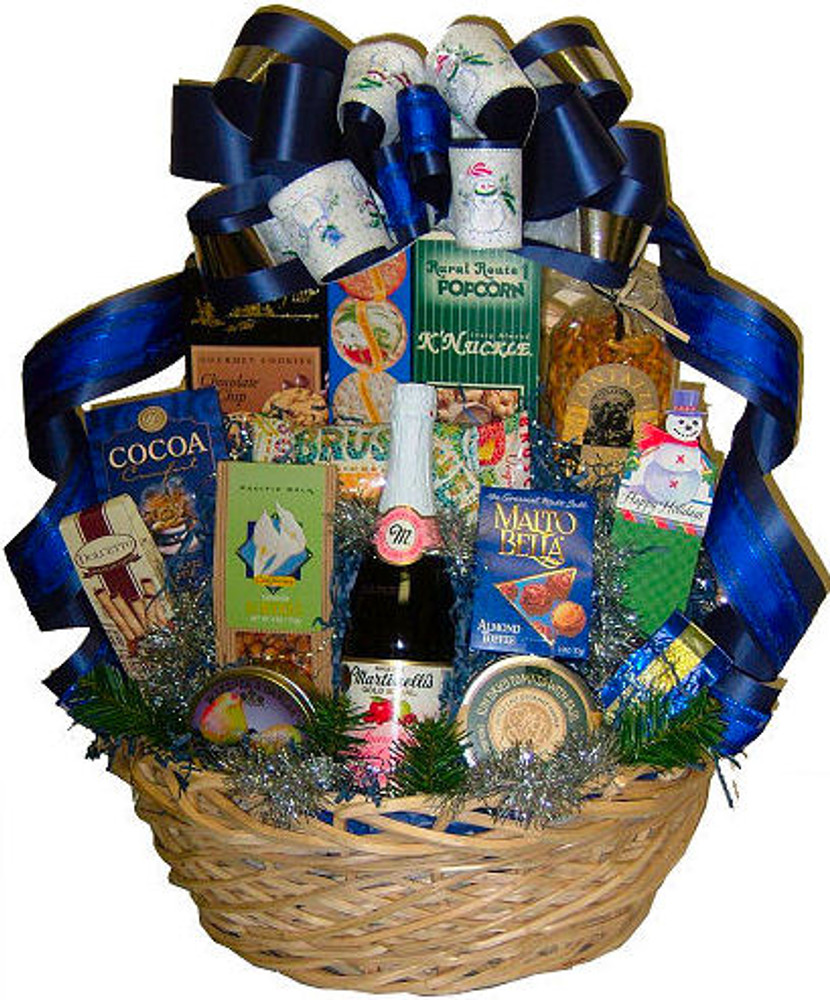 Seasons Eatings Gift Basket