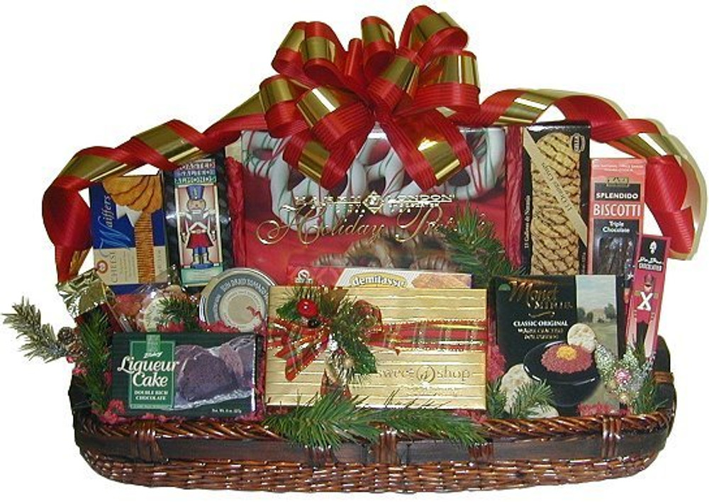 The Feast Gift Basket