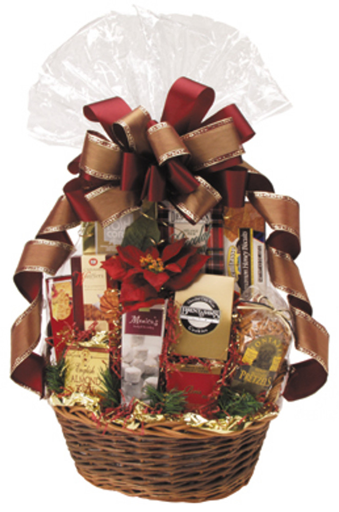 Winter Warmer Holiday Gift Basket