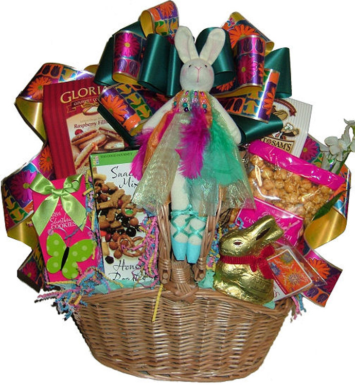 Easter Picnic Basket