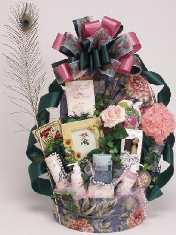 Gift Basket Bouquet