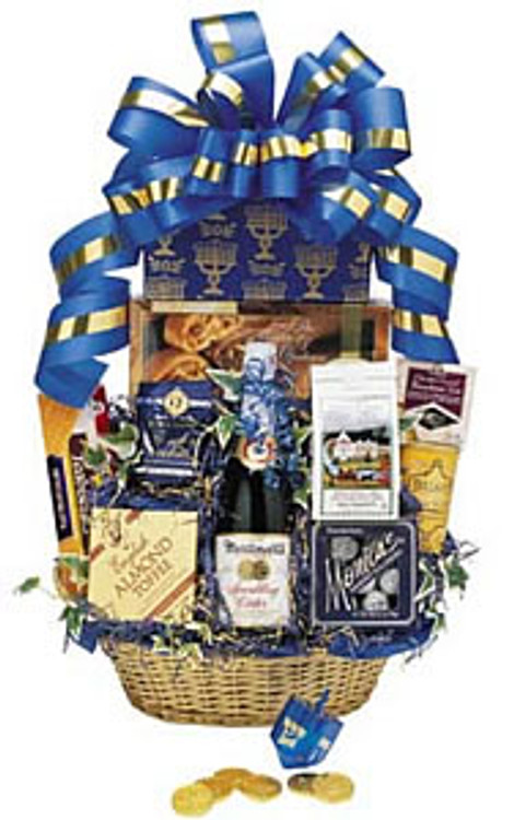 Kosher Holiday Basket