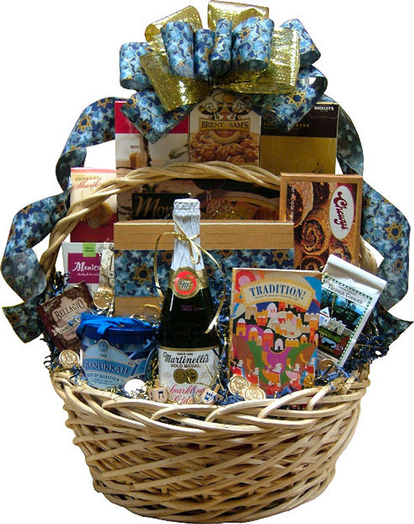 Tradition Holiday Gift Basket