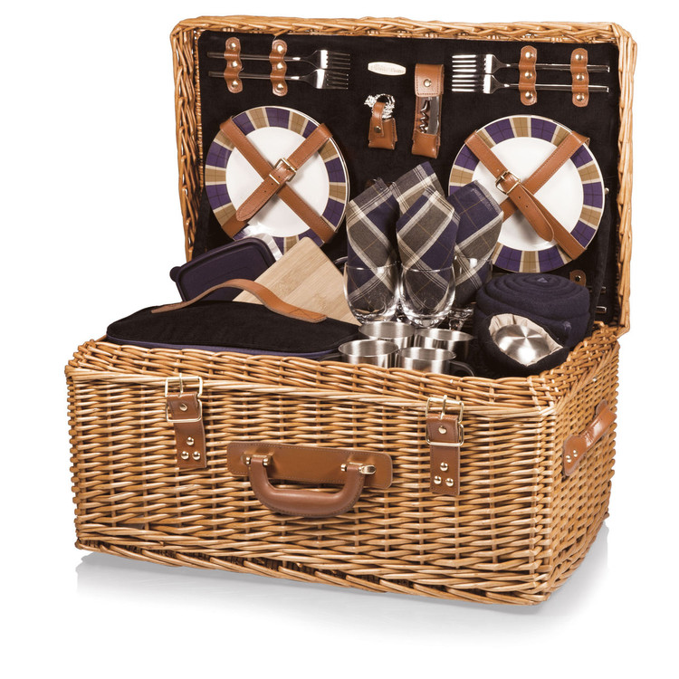Upscale Picnic For Four