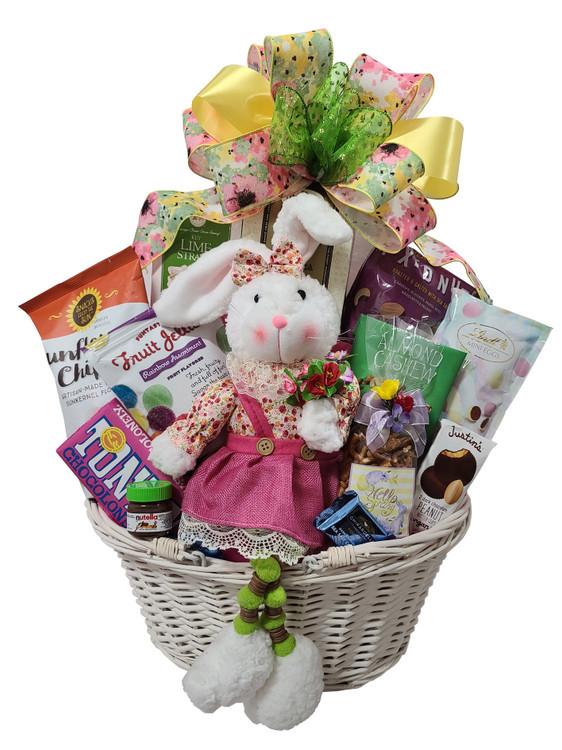 Adorable Spring Bunny Basket