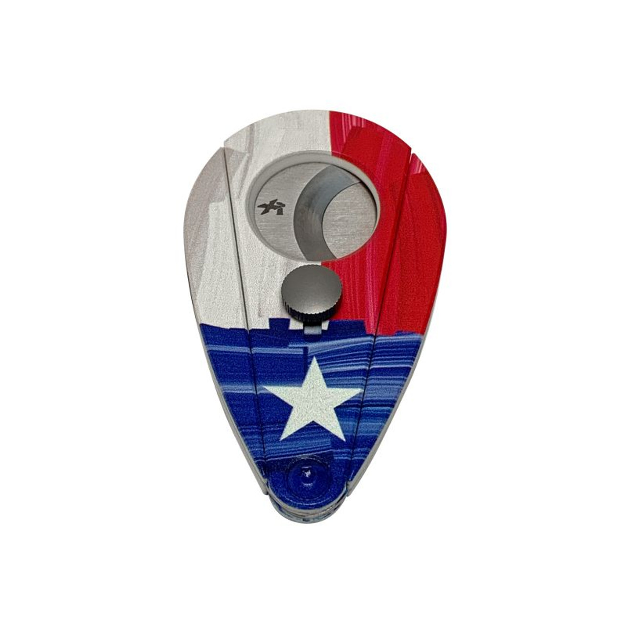 Xikar Xi2 Texas Flag Turano Series Cigar Cutter