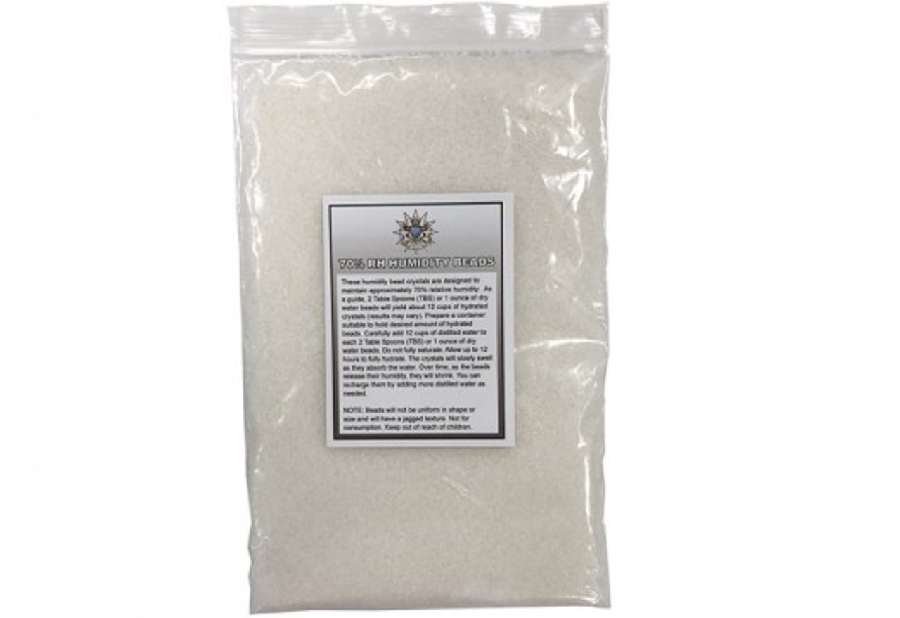 Humidity Crystal Gel Beads-8oz