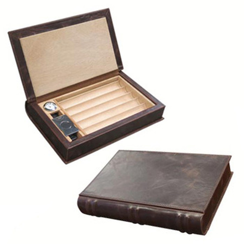 The Novelist Travel Cigar Humidor