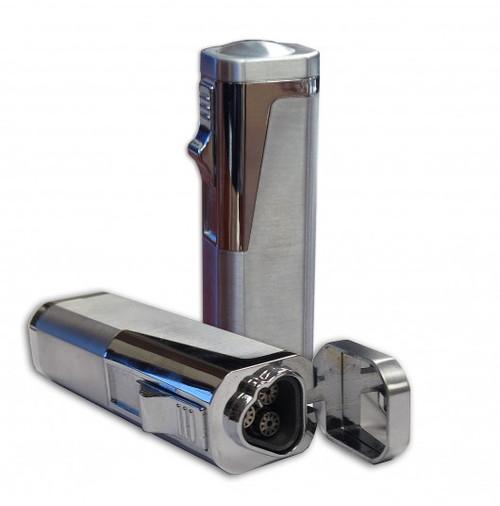 Typhoon - Triple Flame Torch Cigar Lighter / Cutter