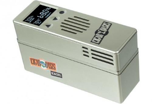 Cigar Oasis Excel 3.0 Electronic Cigar Humidifier - 300 Cigars