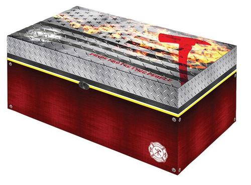 Desktop Cigar Humidor: Red Line FD Cigar Humidor Supreme
