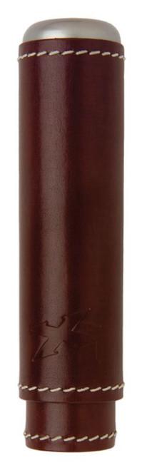 Xikar Envoy Cognac Single Cigar Case