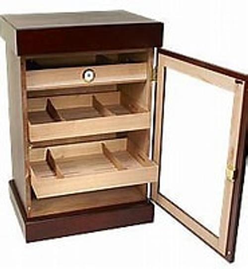 Cigar Cabinet Humidor: Cigar Mini Humidor Tower