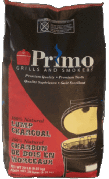 Primo Grills and Smokers Primo Grill Lump Charcoal 20 pound bag
