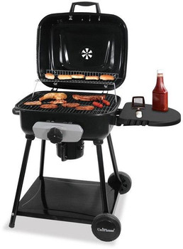 Blue Rhino Blue Rhino Deluxe Outdoor Charcoal Grill CBC1232SP