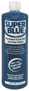 Raypak Super Blue Pool Water Clarifier 1 Quart