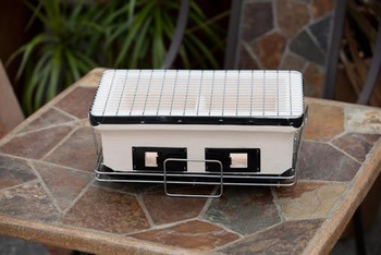 Well Traveled Living HotSpot Large Yakatori Charcoal Grill