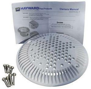 Hayward Hayward Dome Drain Cover White VGB Compliant