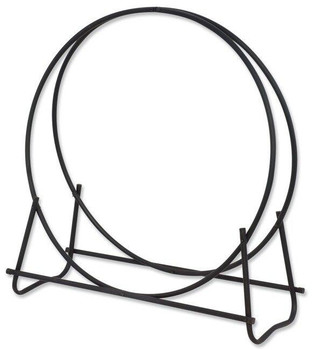 Uniflame Uniflame Black 40 Diameter Tubular Log Hoop
